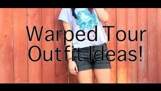 warped tour outfit ideas Thumbnail