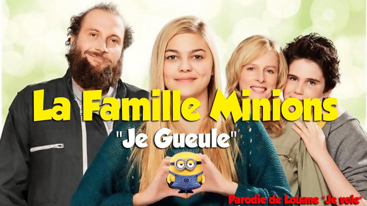 parodie chanson famille