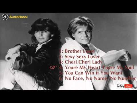 Những bài hát tuyển chọn hay nhất của Modern Talking