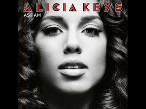 ALICIA KEYS  like youll never see me again