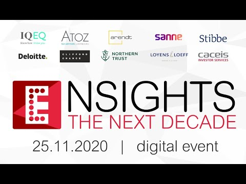 LPEA E-nsights: The Next Decade | 25.11.2020 (teaser)