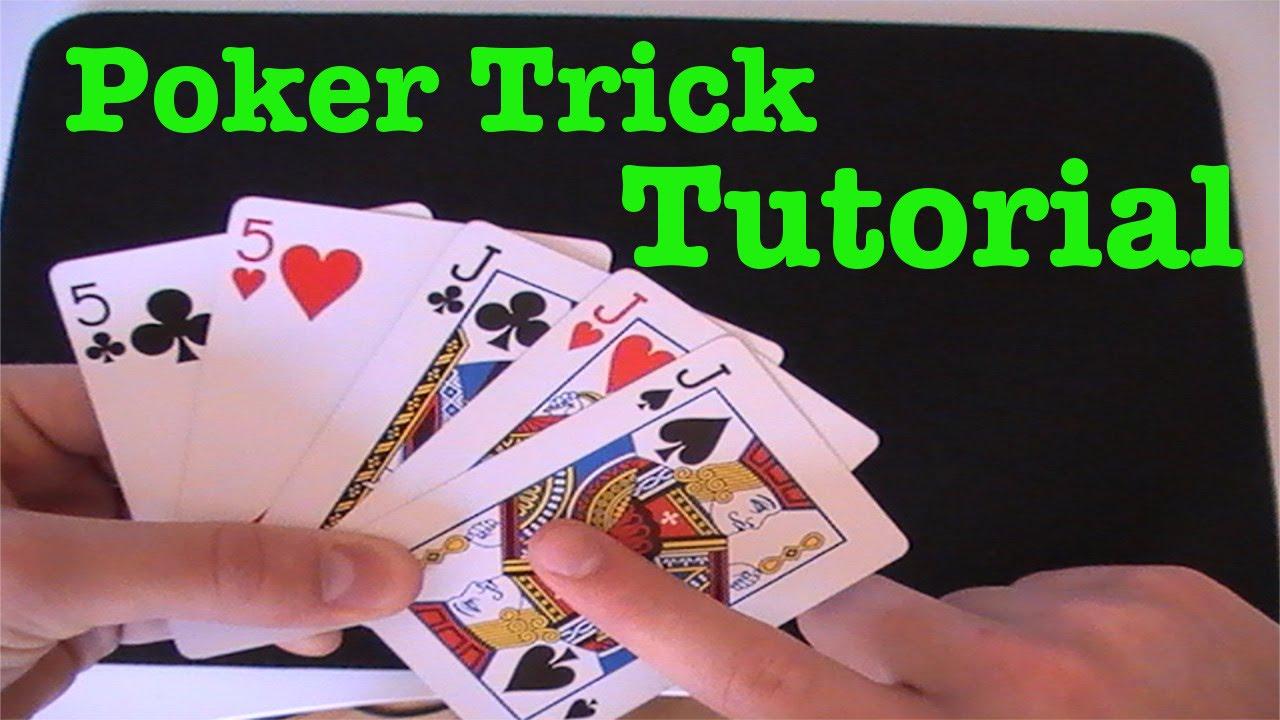 Tricks To Poker
