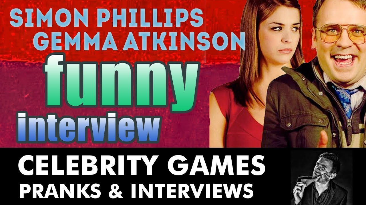 How To Stop Being A Loser Simon Phillips And Gemma Atkinson Funny By Kevin Durham