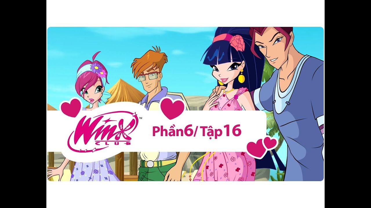 Winx Công chúa phép thuật – phần 6 tập 16 – [trọn bộ]