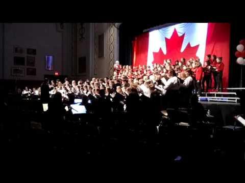 United in Song - performed by H.B. Beal Singers, London Singers, & Pearson Singers