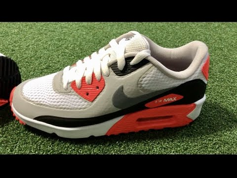 Nike Air Max 90 G Infrared Review 2021
