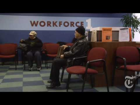 N.Y./Region: New Yorkers Fall Off Unemployment Rolls