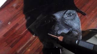 Ручная Гравировка портрета бормашиной на стекле.1 часть.(Группа в ВК https://new.vk.com/gravbor Группа в Одноклассниках https://ok.ru/group/53088971194453., 2016-06-15T15:08:26.000Z)