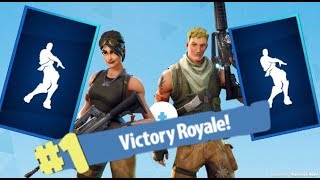 GETTING JOSE HIS FIRST DUO WIN!! Orange Justice too good!! (Fortnite Battle Royale)