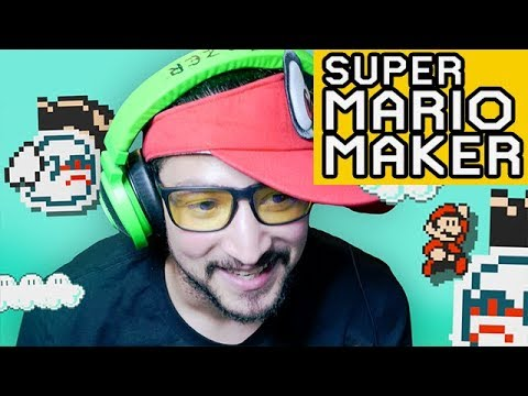 Did I BREAK a BANNED Mario Maker Level ?