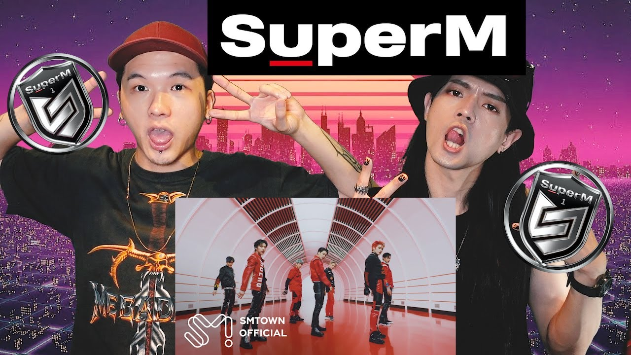 Taiwan Metalhead watch SuperM 슈퍼엠 '100' reaction first time