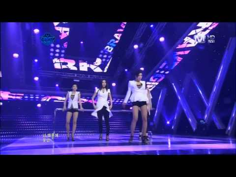 110414 Brave Girls - Do you know (Debut) [HD]
