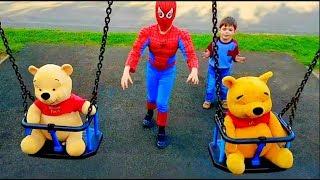 Playground -Nursery Rhymes for Kids  دمية طفل ومضحك طفل اللعب متعة
