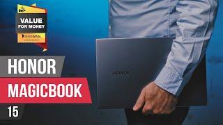 Honor MagicBook 15 Review - Laptop Rivals Beware!