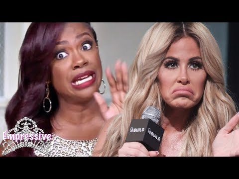 """Kandi Burruss goes off on Kim Zolciak for lying on her: """"I never wanted you!"""""""