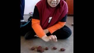 Cara bermain batu seremban