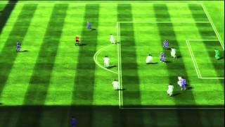 Fifa 11: Amazing 30 yard Overhead Kick. (FUT)