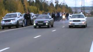 видео Toyota Crown 09.1987 - 09.1991