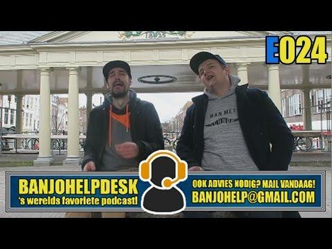 ''Stop met Naaktfoto's!!!'' met DEZEPLEK Mikey (BanjoHelpDesk #3) - Episode 024 -