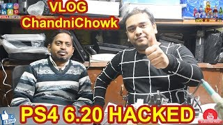 PS4 6.20 Version Hacked : All Latest Games Free | VLOG : Chandni Chowk | Purchased Xbox 360 | #NGW