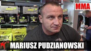 Mariusz Pudzianowski do złodzieja: oddaj mój ciągnik