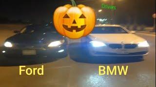 Bmw 530i 2013 VS Ford taurus 2011  :::Kurdistan new cars