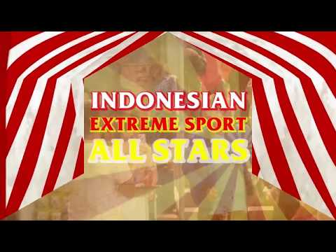 Indonesian All stars of Extreme Sport for SYNC 2018