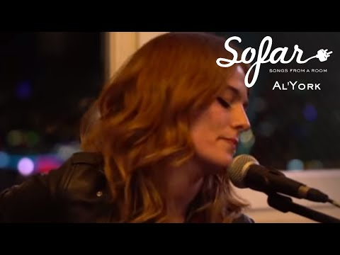 Al'York  - We're Gonna Burn Here | Sofar Istanbul