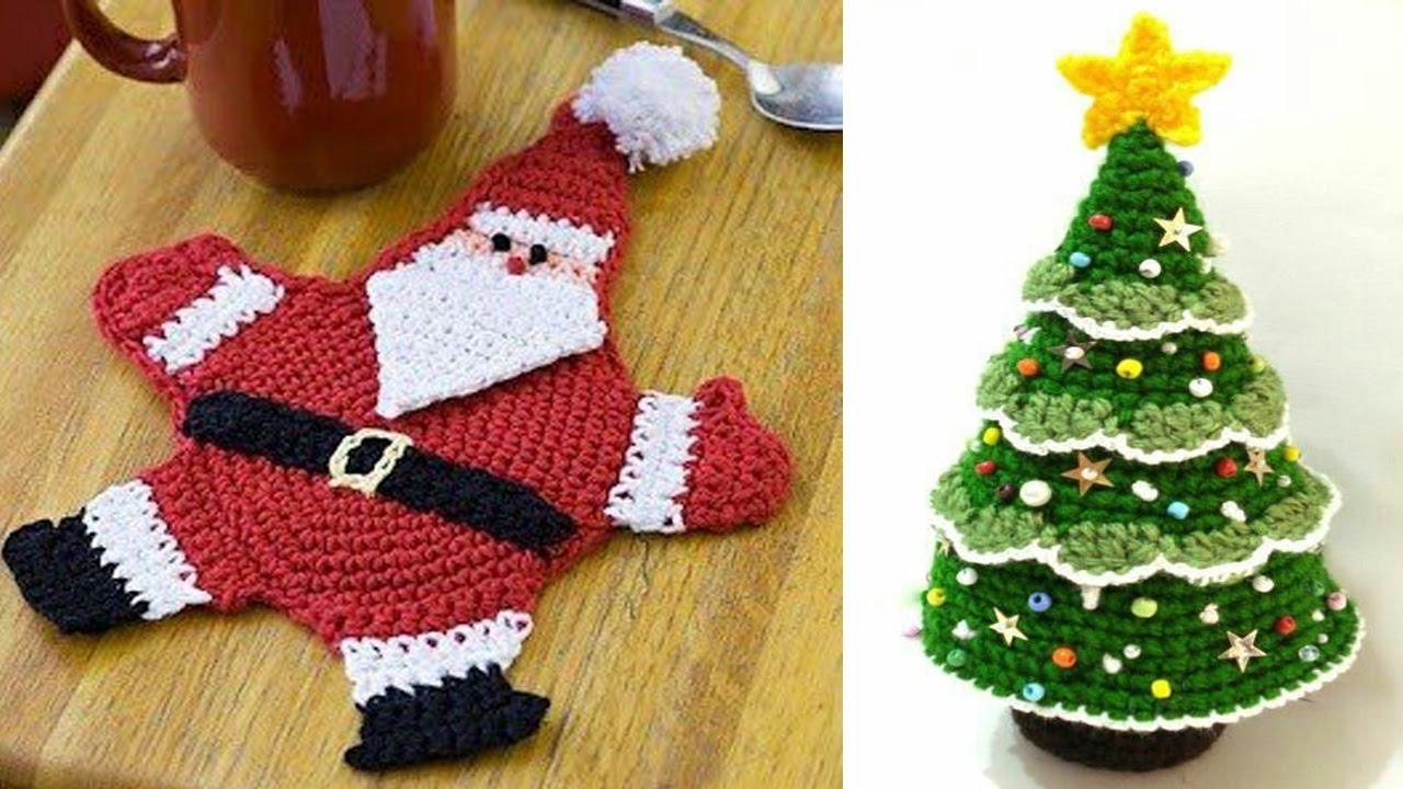 cosicasraquel: Patrones Crochet Gratis para esta Navidad | 720x1280
