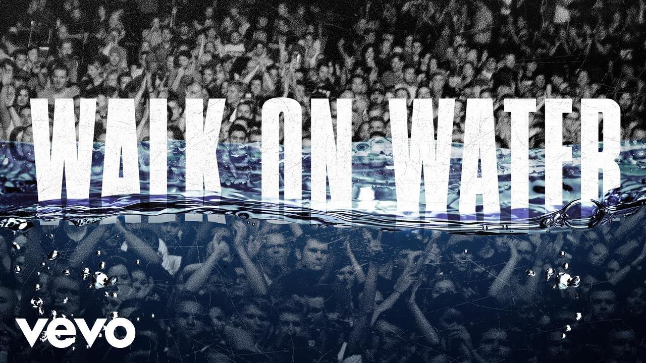 Walk On Water Audio ft Beyonc