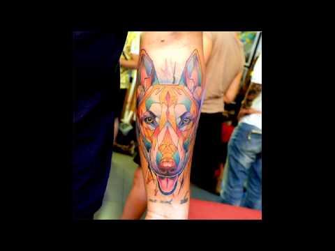 65 Admirable Dog Tattoos