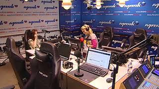"Новая ведущая ""Маяка"" Екатерина Срывкова"