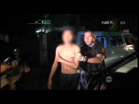 Kejar Pemuda Pembawa Senjata Tajam, Anak Ini Mengandalkan Om-nya yang Polisi - 86