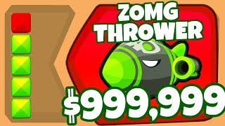 🔥 Bloons TD :: HACKED ZOMG TOWER THAT SHOOTS ZOMGS