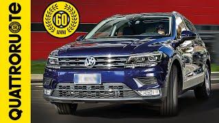 Volkswagen Tiguan 2.0 TDI 4motion 2016 Test Drive