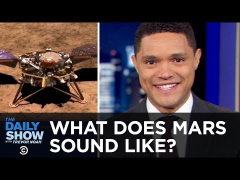The Menendez Brothers' NBA Card Appearance, Protests in Europe & Audio from Mars | The Daily Show