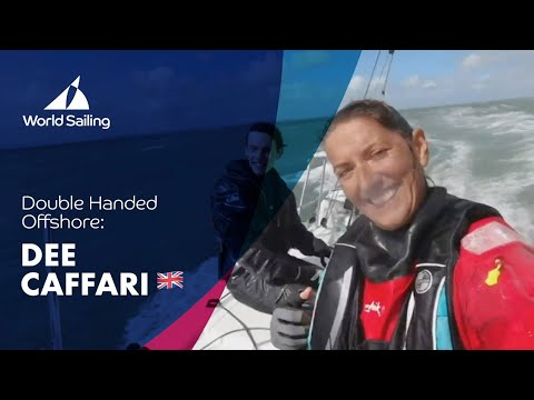 Dee Caffari (GBR) | An Insight: Double Handed Offshore