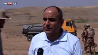 مخيمات جديدة في أربيل ودهوك للنازحين