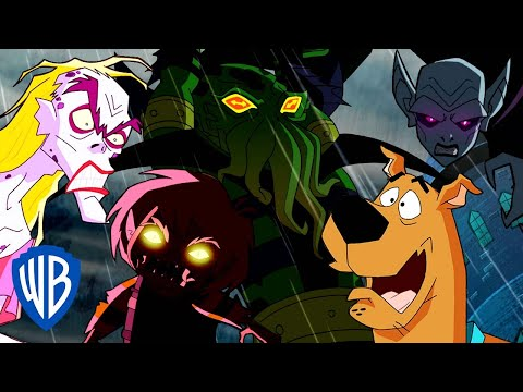 Scooby-Doo! Mystery Incorporated | Scariest Monsters! 👻 | WB Kids