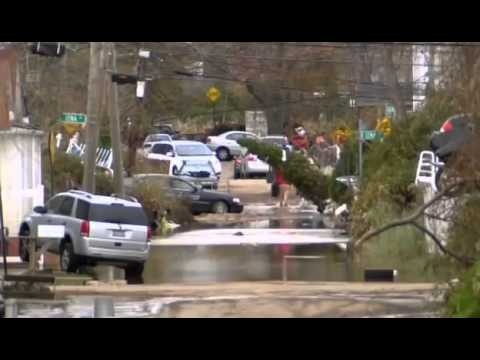 2012 HURRICANE SANDY    Super Storm NY  What Really Happened