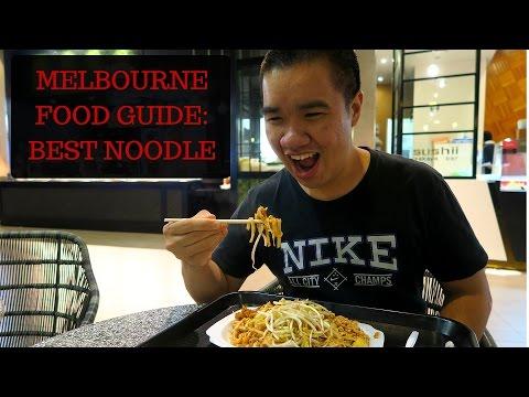 Melbourne Food Guide: Best Noodle