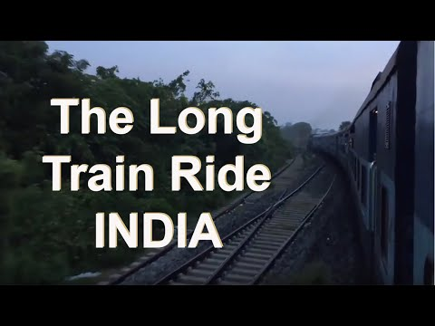 South India (2017) - Long Train Ride