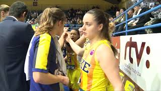 20180111 HL Good Angels vs Basket Landes