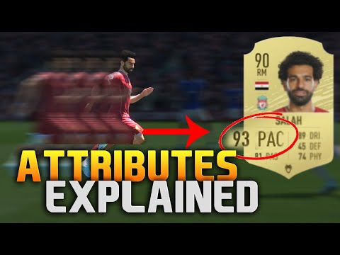 EVERY FIFA STAT EXPLAINED (WITH EXAMPLES)