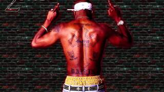 2Pac - Street Life (Instrumental) .wmv