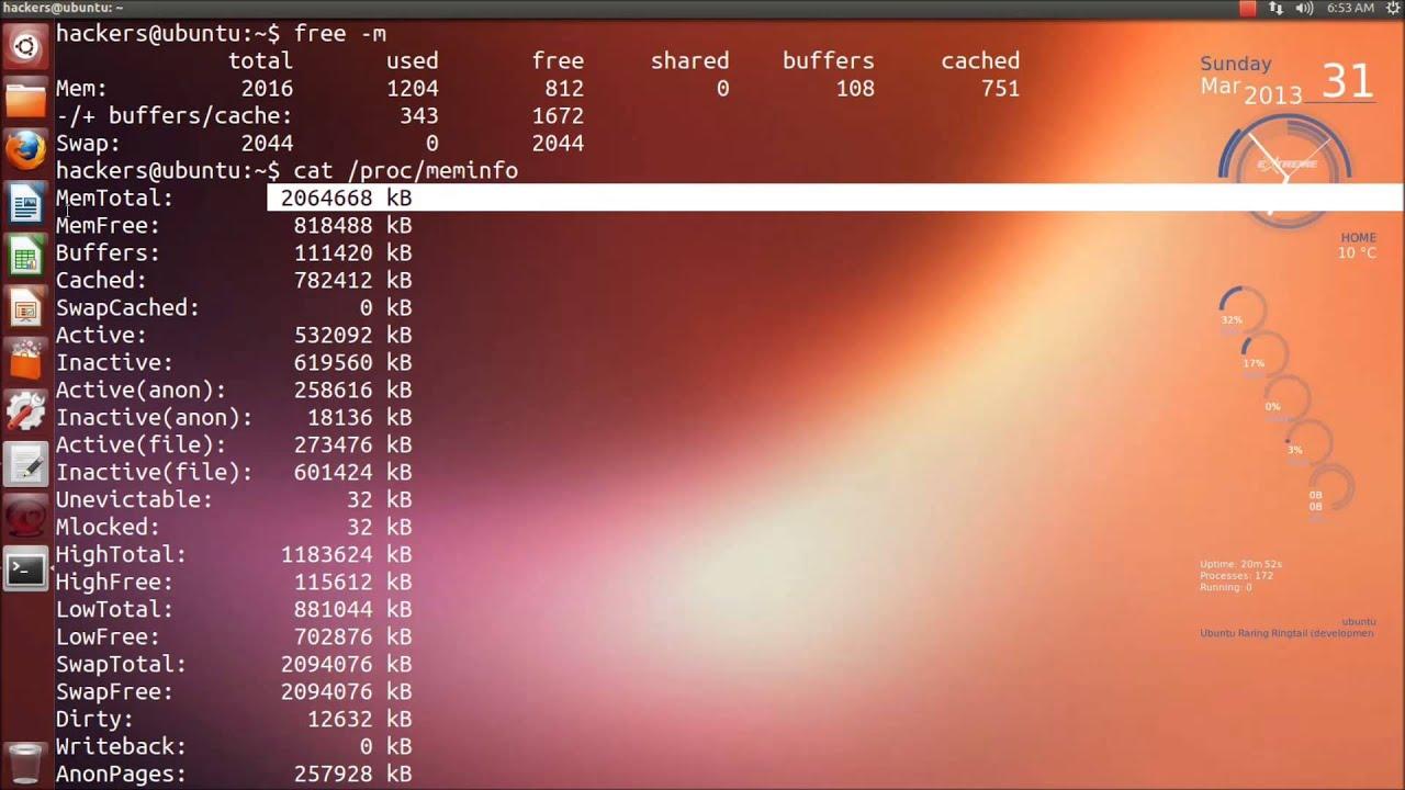 How To Free Up Unused Memory In Ubuntu