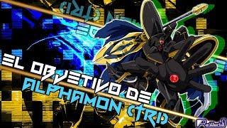Misterios y Enigmas de Digimon N°14: El objetivo de Alphamon (Tri)