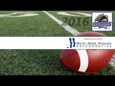 KYMSFA 7th Grade State Tournament - South Warren vs Glasgow