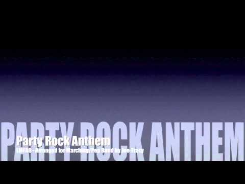 Party Rock Anthem for Marching Band