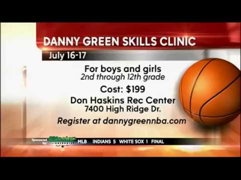 Danny Green to host basketball camp in El Paso